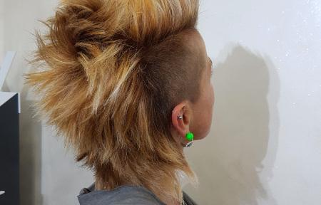Bottone Parrucchiere Fiumicino | Donna Stilistico
