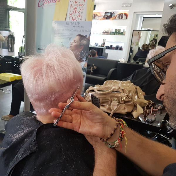 Parrucchiere Fiumicino | Colore donna