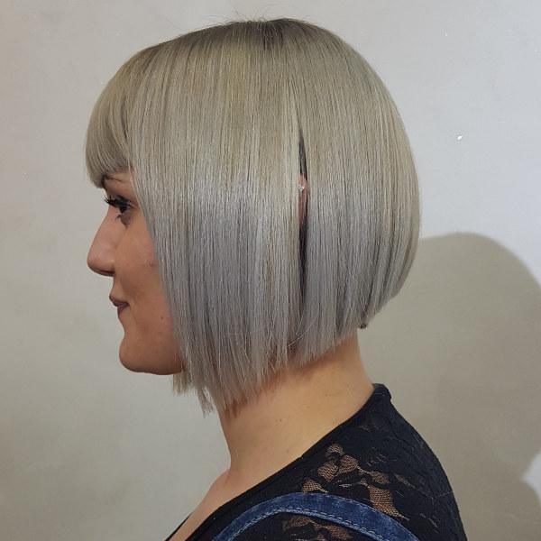 Parrucchiere Fiumicino | Taglio corto donna
