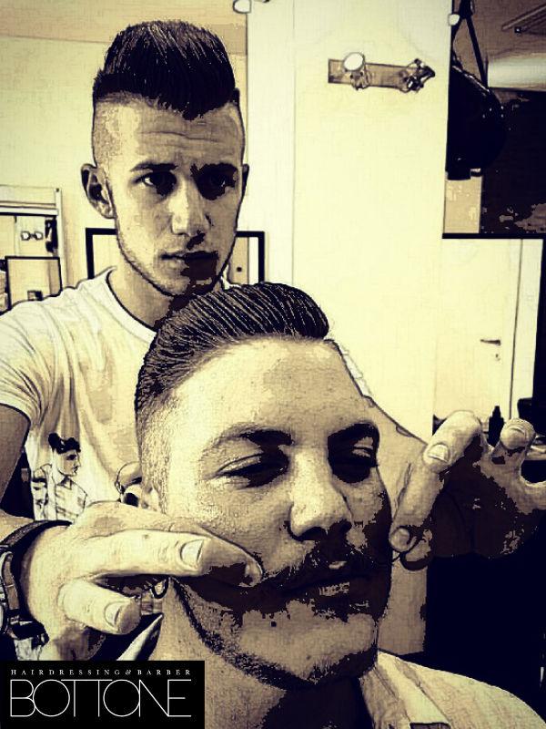 Bottone | Barber shop Fiumicino