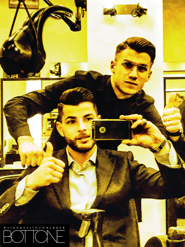 Bottone Parrucchiere   Tagli Uomo trend