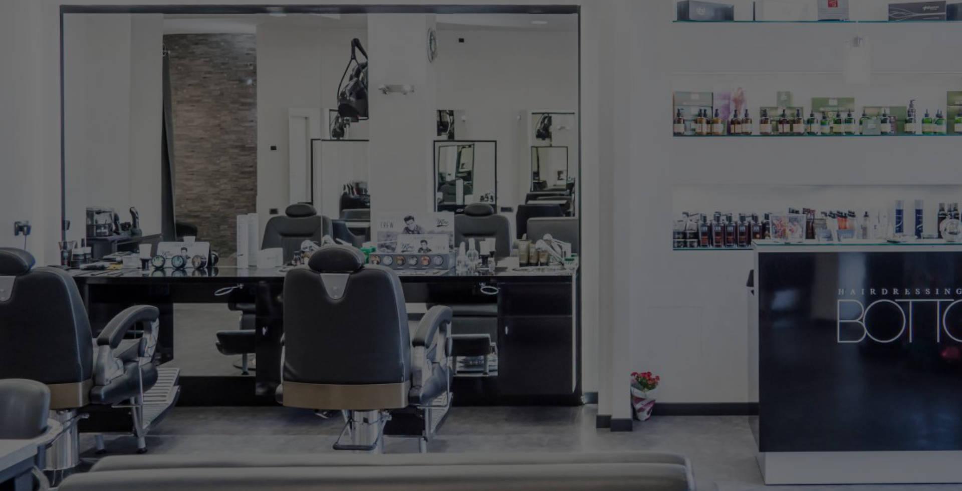 Bottone Barbiere a fiumicino, servizio taglio uomo