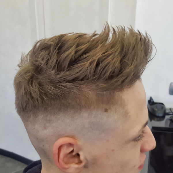 Barbiere a Fiumicino   Tagli Uomo alla moda