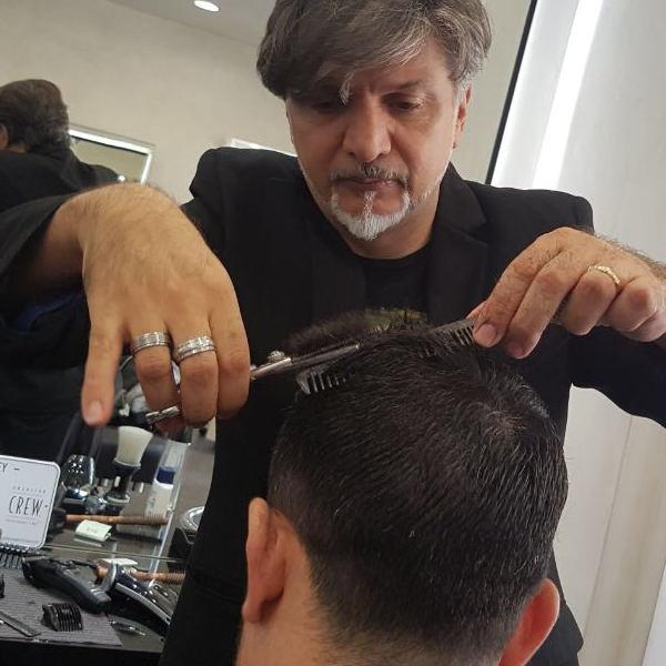 Barbiere a Fiumicino   Taglio corto per l'Uomo