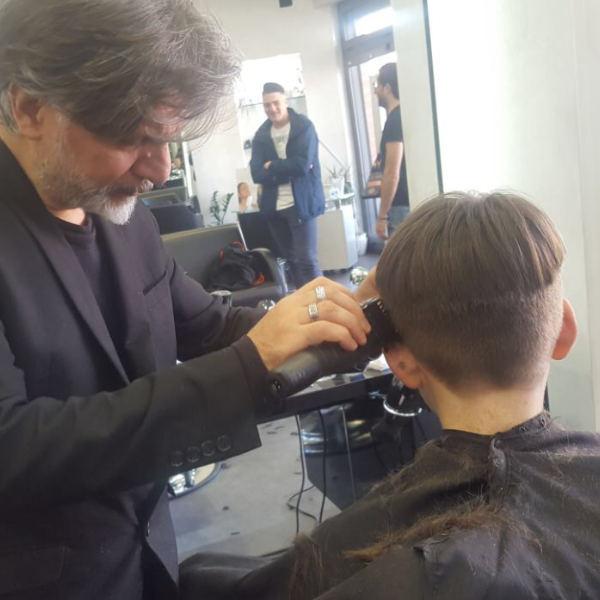 Barbiere a Fiumicino | Taglio capelli per ragazzi